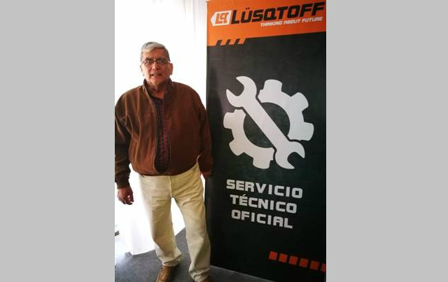 Antonio Ernesto Almiron