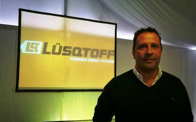 Fernando Vilozio- Gerente Comercial Lüsqtoff