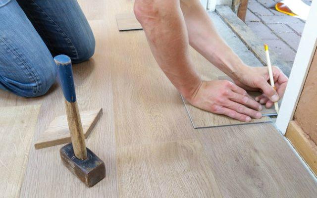 Cinta doble faz - protección de pisos