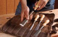 ¿Qué tipo de lija usar para afilar formones y cómo hacerlo?