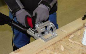 Carpintería & Tecnología: la nueva engalletadora de Einhell, ideal para trabajar madera
