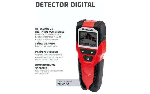 Detector de Materiales Einhell TC-MD 50
