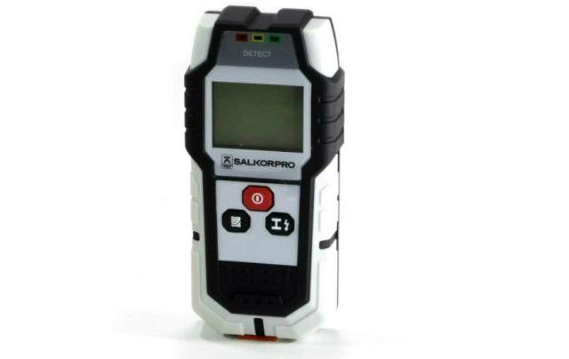 Detector de materiales