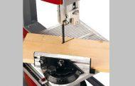 Einhell: Llega la máquina sierra sin fin de banco especial para cortar madera