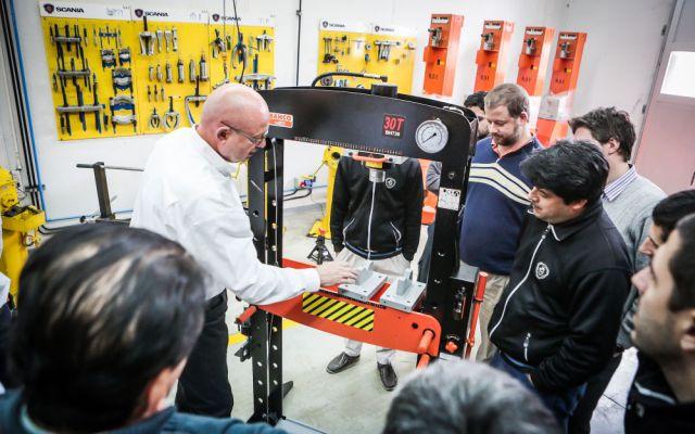 Bahco en Automechanika 2018: por qué vínculos, mecánica y negocios están cada vez más ligados