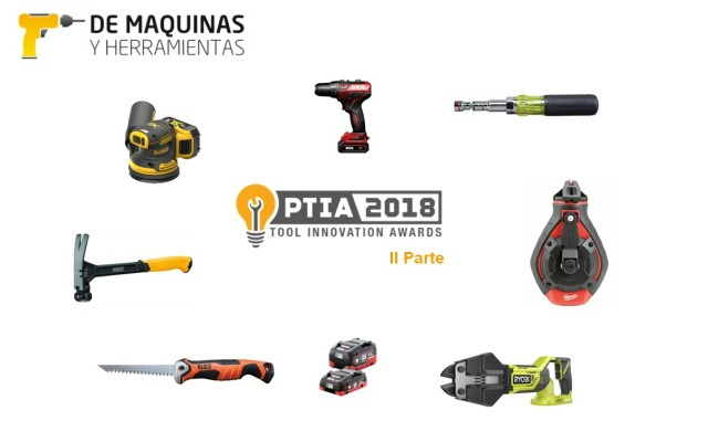 Los ganadores de los PTIA - Pro Tools Innovation Awards - II Parte