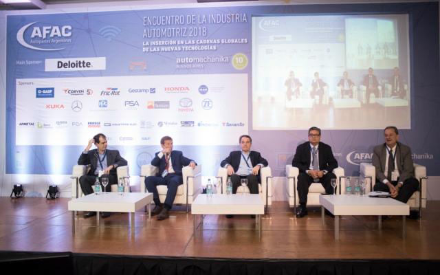 Automechanika 2018 - Encuentro AFAC