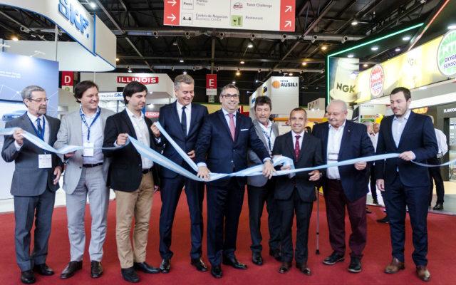 Automechanika 2018 - Inauguración