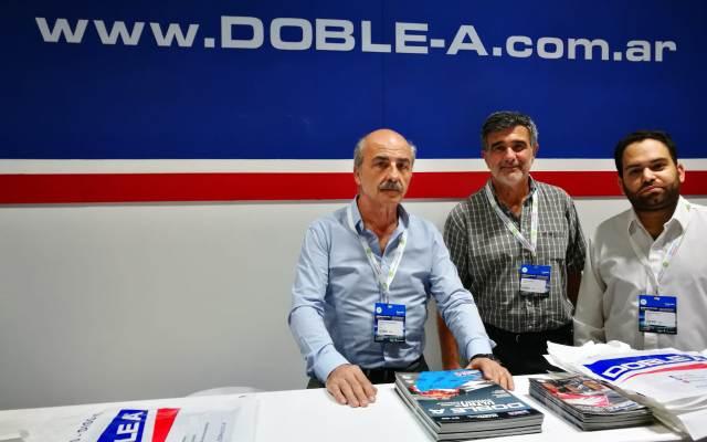 Doble A - Norberto Dalessandro, Hugo Aguiar y Mariano Sacco