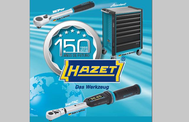 150 años: HAZET celebra su historia con nuevas herramientas de alta tecnología
