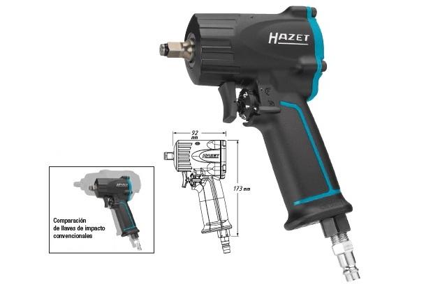 HAZET - Minillave de impacto