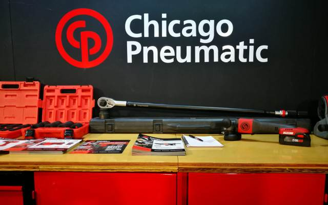 Chicago Pneumatic - Productos