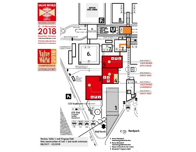 Valve World Expo 2018 - Plano