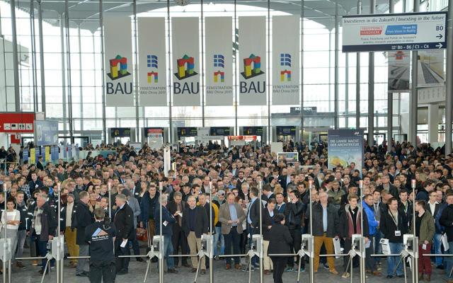 BAU 2019 Munich