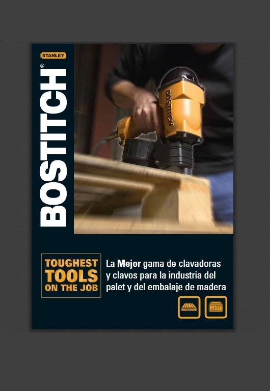 Bostitch - Gama de Clavadoras