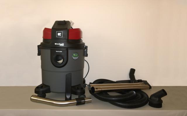 Review: aspiradora en seco y húmedo Einhell TE-VC 1820