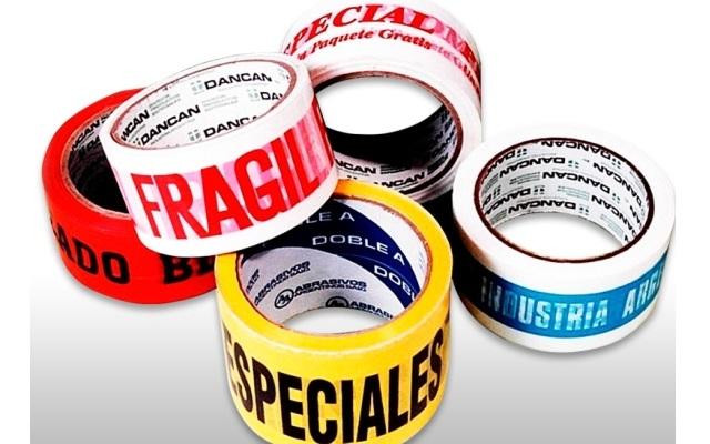 ¿Qué debe tener una cinta impresa para cumplir con la función buscada?