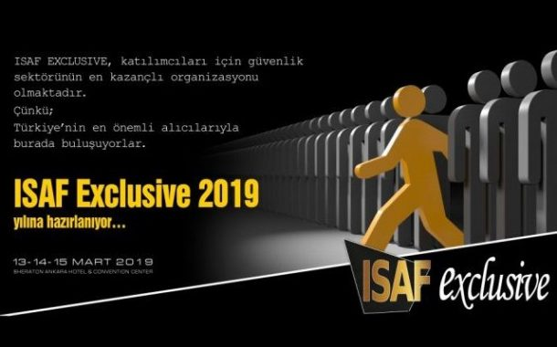 ISAF Exclusive 2019