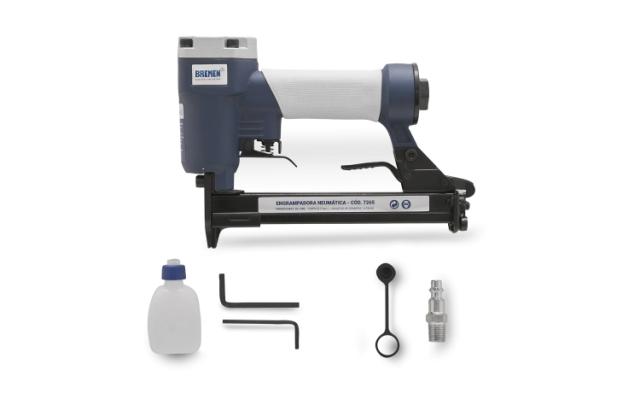 Engrampadora neumática - Kit de uso