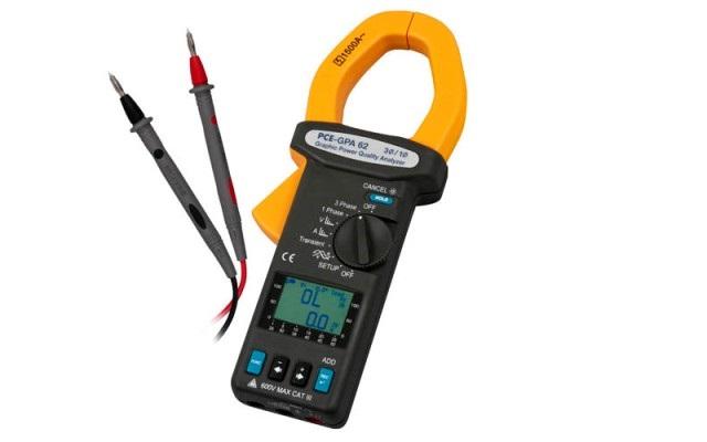¿Cómo medir resistencias con un amperímetro?