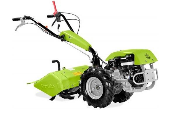 Motocultor eléctrico