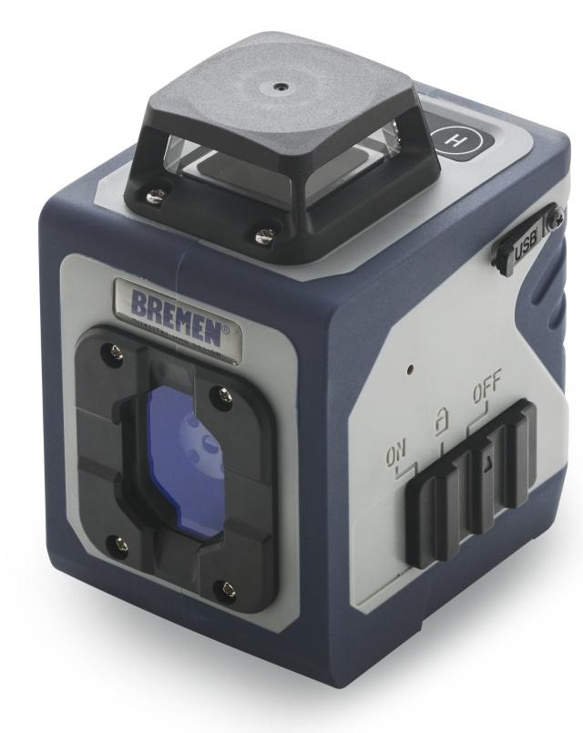 Nivel laser de 360 grados