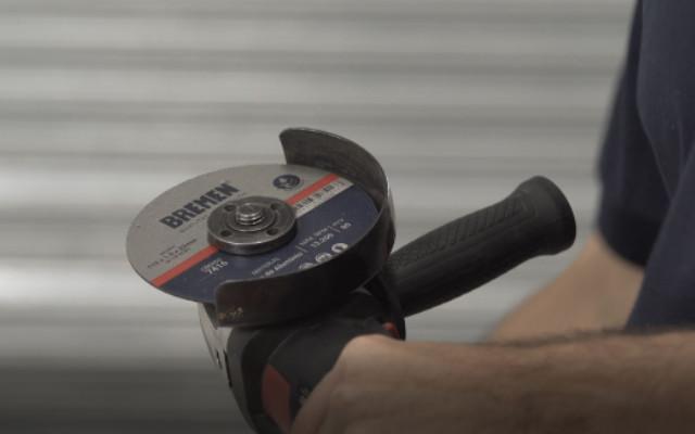 Discos abrasivos de corte