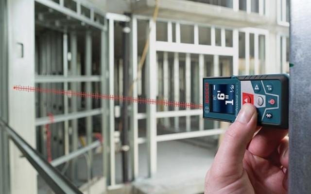 Medidor de distancia para exteriores / interiores