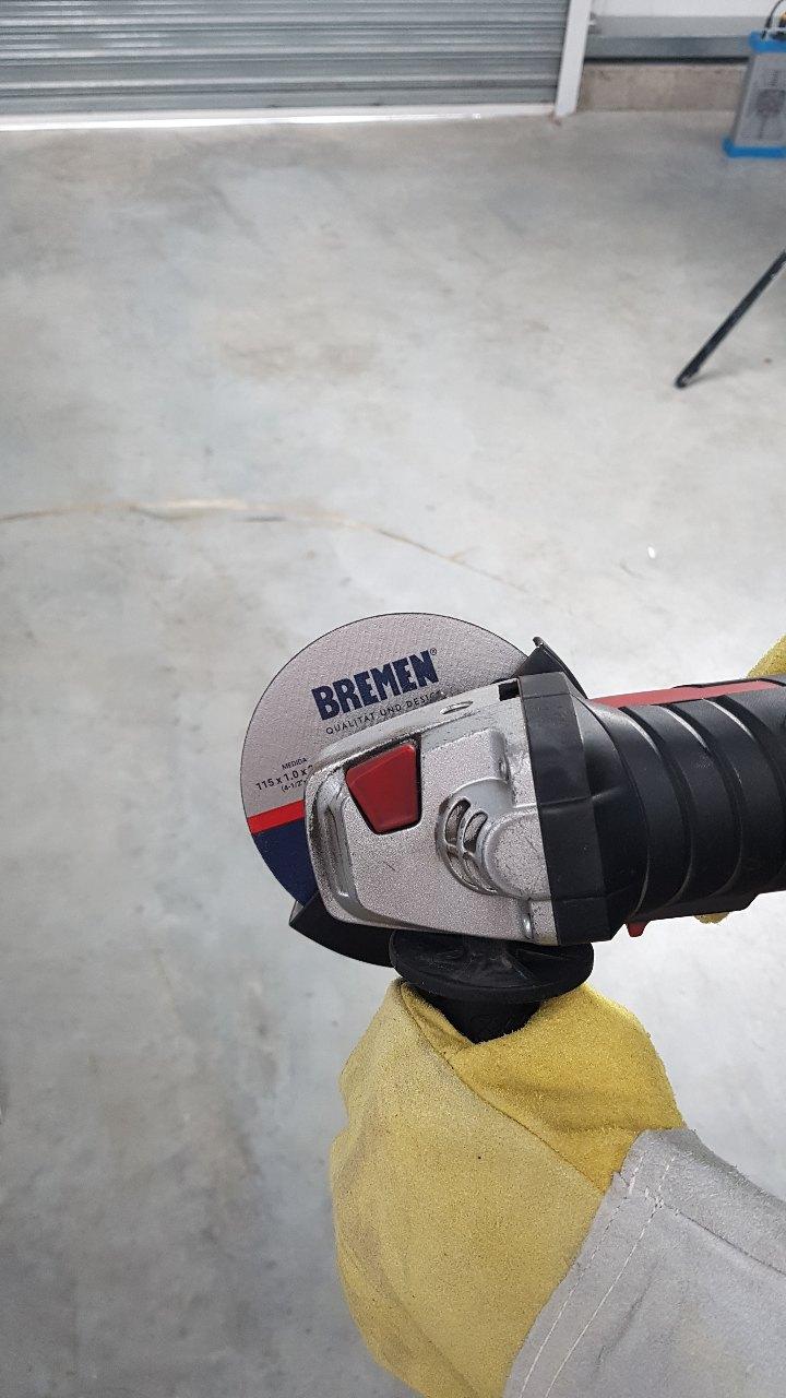 disco de amoladora seguridad