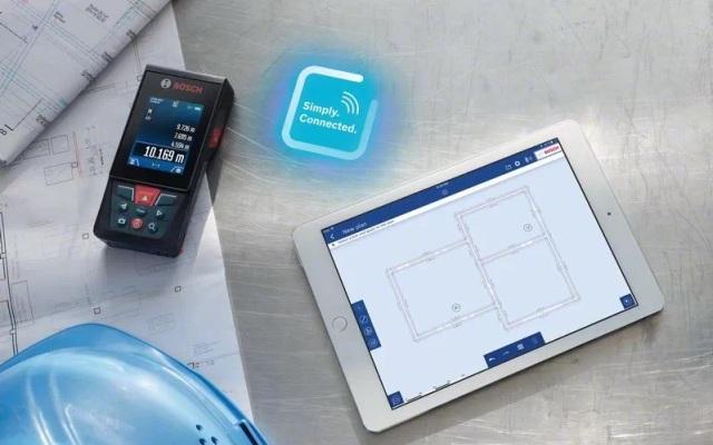 Bosch GLM 120 C - Bluetooth